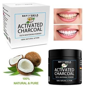 Activated Charcoal Powder 100% Natural and Pure Te
